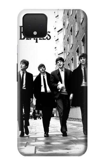 Printed The Beatles in London Google Pixel 4 Case