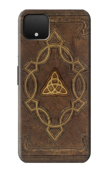 Printed Spell Book Cover Google Pixel 4 Case