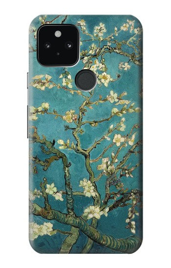 Printed Blossoming Almond Tree Van Gogh Google Pixel 5 Case