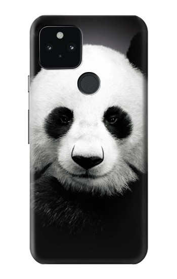 Printed Panda Bear Google Pixel 5 Case