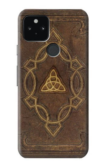Printed Spell Book Cover Google Pixel 5 Case