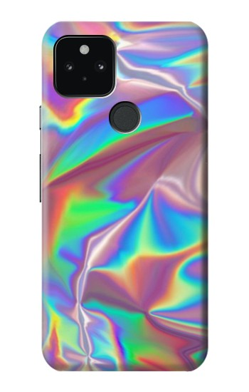 Printed Holographic Photo Printed Google Pixel 5 Case