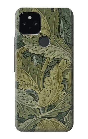 Printed William Morris Acanthus Leaves Google Pixel 5 Case