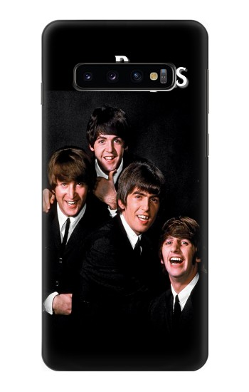 Printed The Beatles Samsung Galaxy S10 Case