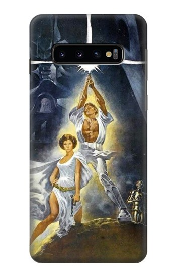 Printed New Hope Samsung Galaxy S10 Case