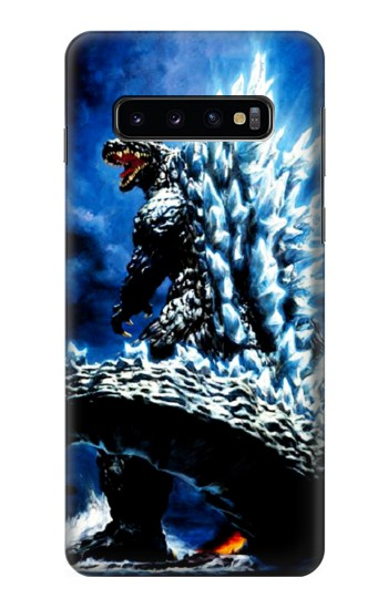 Printed Godzilla Giant Monster Samsung Galaxy S10 Case