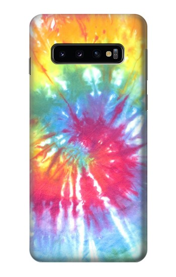 Printed Tie Dye Colorful Graphic Printed Samsung Galaxy S10 Case