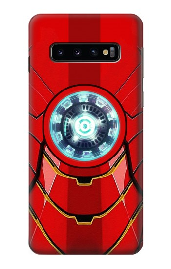Printed Ironman Armor Arc Reactor Graphic Printed Samsung Galaxy S10 Case