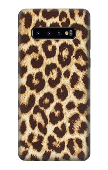Printed Leopard Pattern Graphic Printed Samsung Galaxy S10 Case