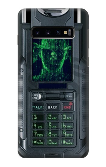 Printed The Matrix Mobile Phone Graphic Printed Samsung Galaxy S10 Case