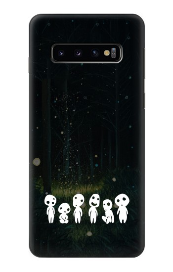 Printed Forest Spirit Princess Mononoke Samsung Galaxy S10 Case