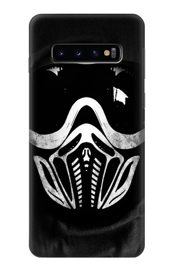 Printed Paintball Mask Samsung Galaxy S10 Case