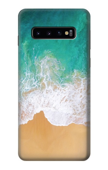 Printed Sea Beach Samsung Galaxy S10 Case