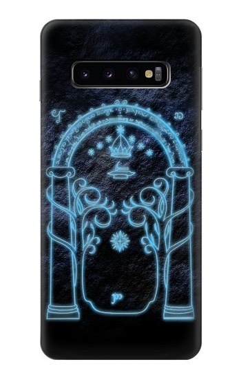 Printed Lord of The Rings Mines of Moria Gate Samsung Galaxy S10 Case