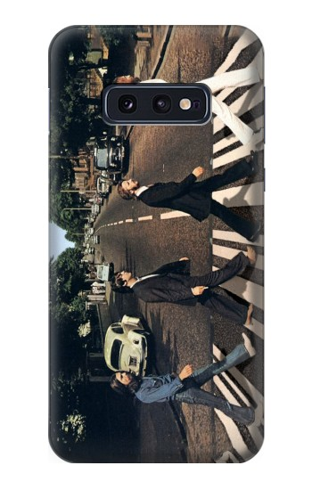 Printed The Beatles Abbey Road Samsung Galaxy S10 Lite, S10e Case