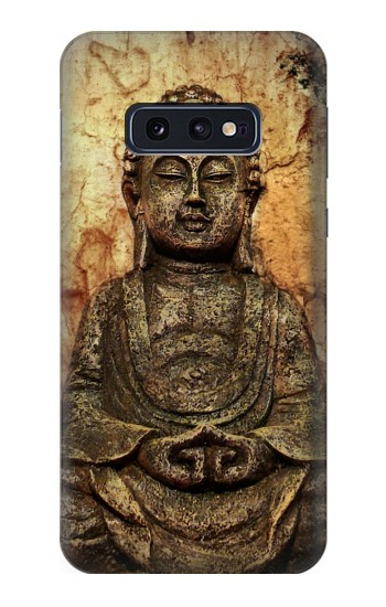 Printed Buddha Rock Carving Samsung Galaxy S10 Lite, S10e Case