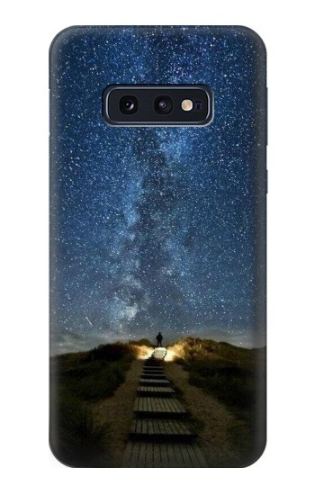 Printed Stairway to Heaven Iceland Samsung Galaxy S10 Lite, S10e Case