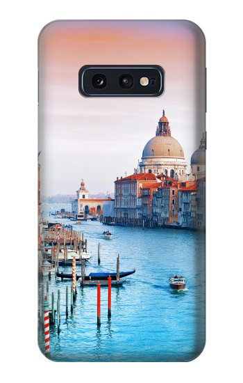 Printed Beauty of Venice Italy Samsung Galaxy S10 Lite, S10e Case