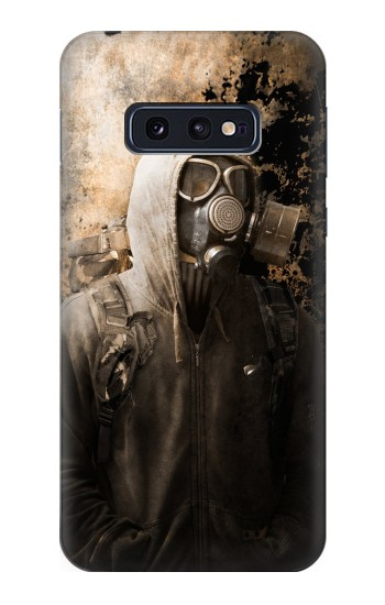 Printed Gas Mask Stalker Samsung Galaxy S10 Lite, S10e Case