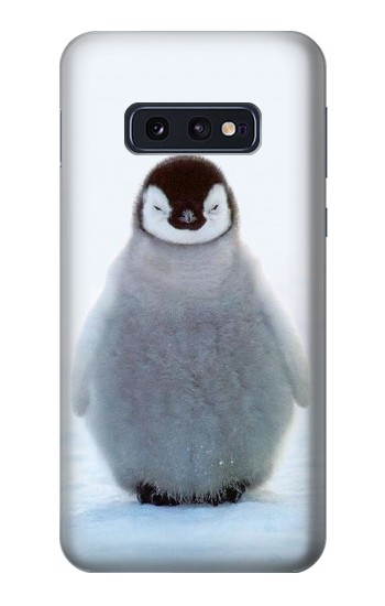 Printed Penguin Ice Samsung Galaxy S10 Lite, S10e Case