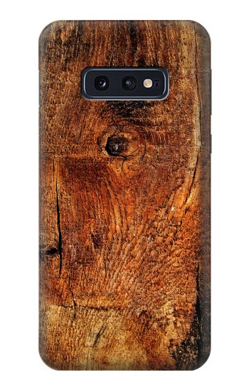 Printed Wood Skin Graphic Samsung Galaxy S10 Lite, S10e Case