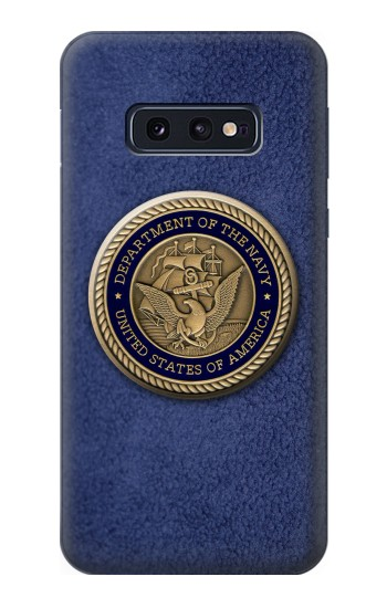 Printed US Navy Samsung Galaxy S10 Lite, S10e Case