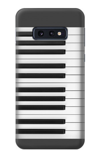 Printed One Octave Piano Samsung Galaxy S10 Lite, S10e Case