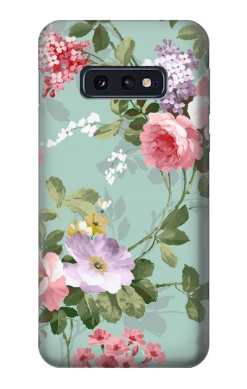 Printed Flower Floral Art Painting Samsung Galaxy S10 Lite, S10e Case