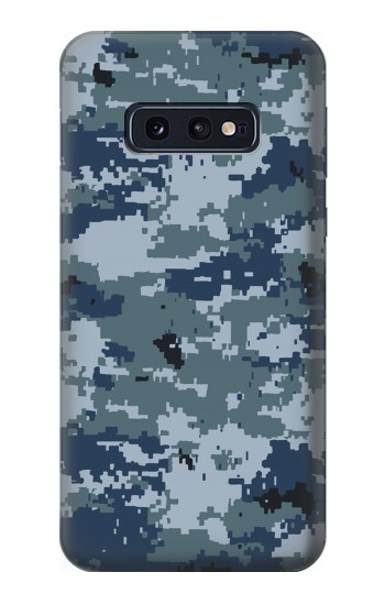 Printed Navy Camo Camouflage Graphic Samsung Galaxy S10 Lite, S10e Case