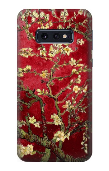 Printed Red Blossoming Almond Tree Van Gogh Samsung Galaxy S10 Lite, S10e Case