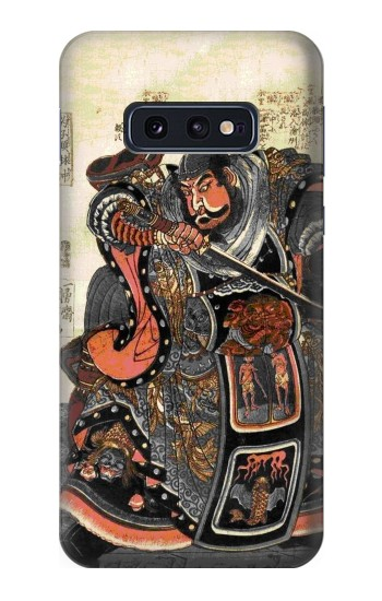 Printed Japan Art Heroes of Suikoden Samsung Galaxy S10 Lite, S10e Case