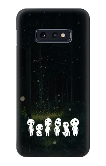 Printed Forest Spirit Princess Mononoke Samsung Galaxy S10 Lite, S10e Case