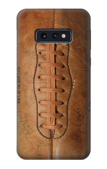 Printed Old Ball Samsung Galaxy S10 Lite, S10e Case