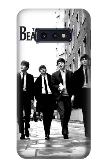 Printed The Beatles in London Samsung Galaxy S10 Lite, S10e Case