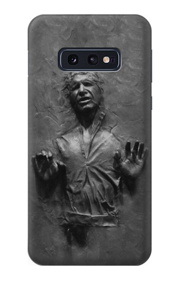 Printed Han Solo Frozen in Carbonite Samsung Galaxy S10 Lite, S10e Case