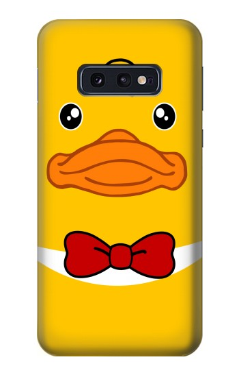 Printed Yellow Duck Samsung Galaxy S10 Lite, S10e Case