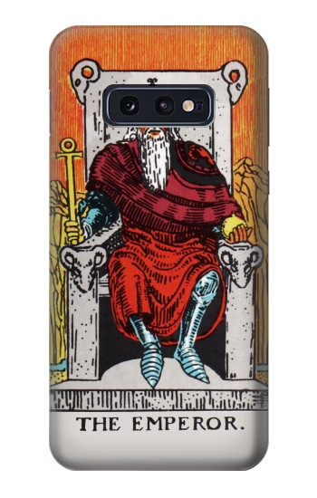 Printed Tarot Card The Emperor Samsung Galaxy S10 Lite, S10e Case