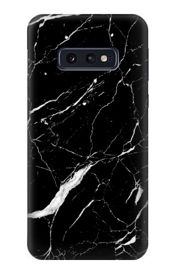 Printed Black Marble Graphic Printed Samsung Galaxy S10 Lite, S10e Case