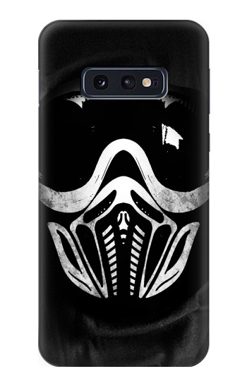 Printed Paintball Mask Samsung Galaxy S10 Lite, S10e Case