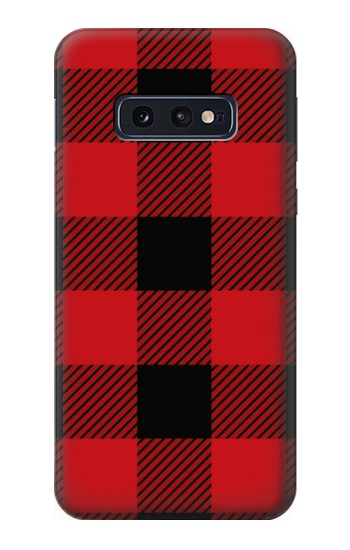 Printed Red Buffalo Check Pattern Samsung Galaxy S10 Lite, S10e Case