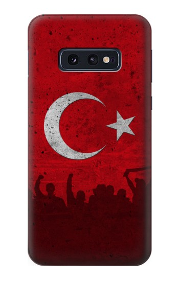 Printed Turkey Football Flag Samsung Galaxy S10 Lite, S10e Case