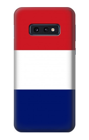 Printed Flag of France and the Netherlands Samsung Galaxy S10 Lite, S10e Case