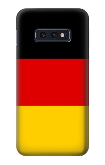Printed Flag of Germany Samsung Galaxy S10 Lite, S10e Case