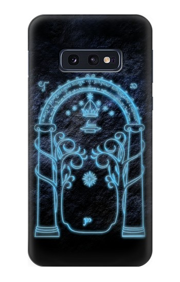 Printed Lord of The Rings Mines of Moria Gate Samsung Galaxy S10 Lite, S10e Case