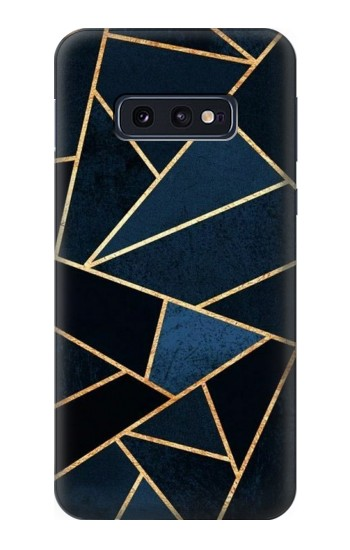 Printed Navy Blue Graphic Art Samsung Galaxy S10 Lite, S10e Case