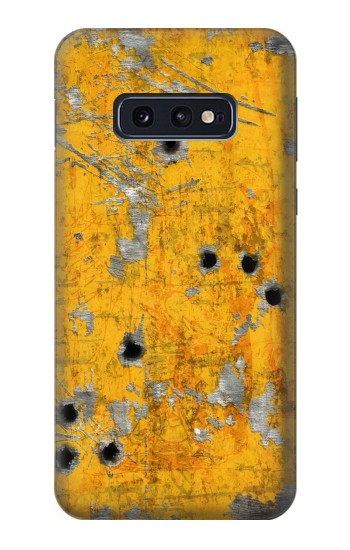Printed Bullet Rusting Yellow Metal Samsung Galaxy S10 Lite, S10e Case