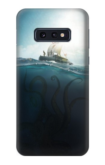 Printed Giant Octopus Samsung Galaxy S10 Lite, S10e Case