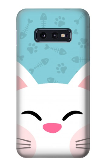 Printed Cute Cat Cartoon Samsung Galaxy S10 Lite, S10e Case