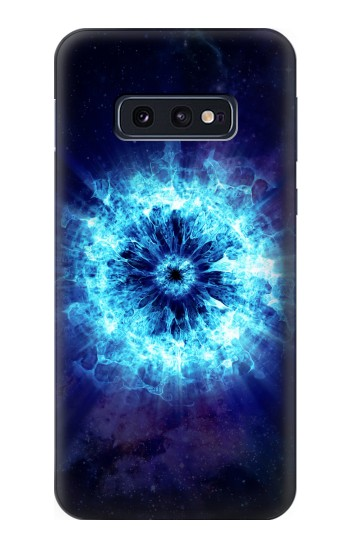 Printed Shockwave Explosion Samsung Galaxy S10 Lite, S10e Case