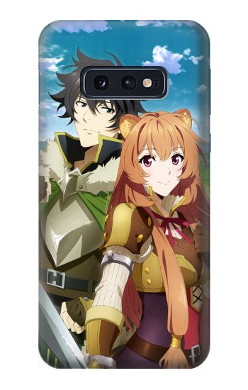 Printed Shield Hero Naofumi Raphtalia Samsung Galaxy S10 Lite, S10e Case